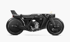 barbara concept motorcycles: these renderings can serve to inspire manufacturer's designers to create truly dramatic and mesmerizing motorcycles.