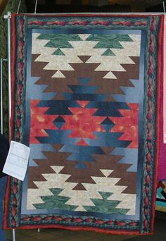 Southwest Quilt 1 More
