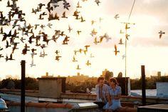 Mark Rendall & Zoe Kazan (The Exploding Girl)