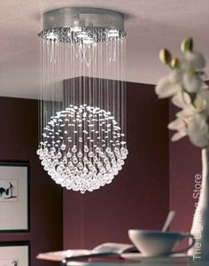 modern interior lighting