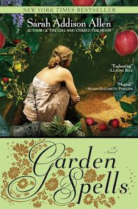 Sarah Addison Allen is an Asheville, NC author-novelist. Her novels include Garden Spells, Sugar Queen, and The Girl Who Chased The Moon.