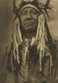 Two Moons, Northern Cheyenne War Chief.