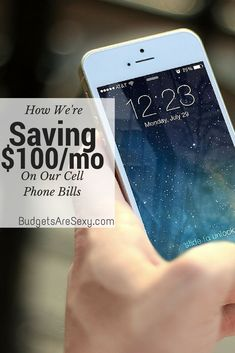 As soon as I realized we'd be saving $100 EVERY SINGLE MONTH swapping you, I could no longer justify it anymore. http://www.budgetsaresexy.com/2014/07/republic-wireless-review-cell-phone-savings/
