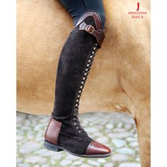Horse Riding Shoes, Riding Boots, Long Boots, Equestrian Style, Clothes Horse, Dressage, Helmets, Horses, Hair
