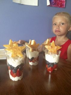4th of july, easy kids party ideas :)