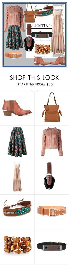 """""""set for amazing"""" by denisee-denisee ❤ liked on Polyvore featuring Buttero, Loewe, Emilia Wickstead, Diesel, N°21, Pryma, Chan Luu, rag & bone, Emily & Ashley and Marni"""