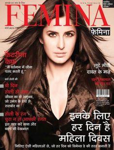 Femina Magazine - March 2012