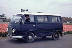 Ford Taunus Transit politiewagen [1964] by Bramari