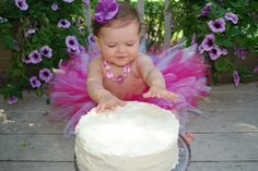 Happy Birthday!!  Homemade cake +  Homemade Tu-Tu +  Stella and dot necklace and hair bow +  Almost 1year old  = perfect pink birthday invitation