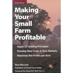 Making Your Small Farm Profitable {book}