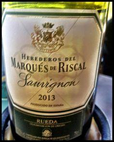 El Alma del Vino.: Bodegas Herederos de Marqués de Riscal Sauvignon 2013.