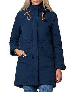 Coat/ dark blue/ Levi's