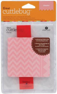 Cuttlebug A2 Embossing Folder/Border Set-Charles/ Sold as a pack of 2: Amazon.de: Küche & Haushalt