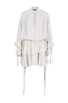 Pure Dress Travel Wardrobe, No Frills, Ruffle Blouse, Pure Products, Floral, Tops, Dresses, Women, Style