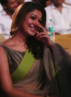 Nayanthara at Vijay Awards 2014 Saree Styles, Blouse Styles, Blouse Designs, Hollywood Actress Photos, Hollywood Heroines, Sari Blouse, Saree Dress, Saree Hairstyles, Nayanthara Hairstyle