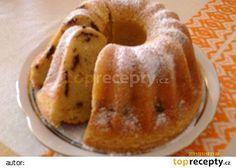 Bábovka ze zakysané smetany, s vůní skořice Bagel, Bread, Food, Meal, Brot, Eten, Breads, Meals, Bakeries