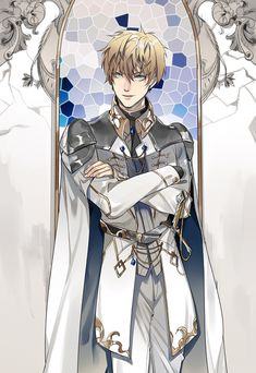 Fantasy Rpg, Anime Fantasy, Female Characters, Anime Characters, Prince Suit, Royal Clan, The Kings Avatar, Character Art, Character Design