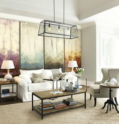 36 Charming Living Room Ideas no.34