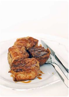 Chubby Hubby - Best (spiked) French Toast