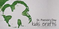 5 easy St. Patrick's Day crafts to do with your kids.