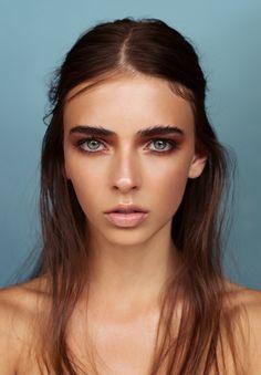 makeupbyaniam: Sylvie by eddieseye @aniamilczarczyk CalleySunshine