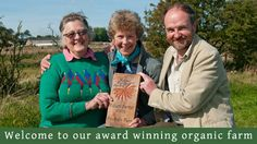 Peelham Farm Produce - Organic Beef Lamb and Pork picking up their Future Farmer award for 'Scotland's Sustainable Best' Congratulations! Organic Beef, Organic Farming, Meat Online, Lamb, Scotland, Pork, Graphic Sweatshirt, Farmer, Congratulations