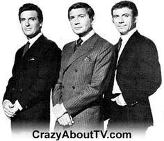 The Name of the Game TV Show   1968-1971  Gene Barry  Robert Stack   Tony Franciosa .Susan Saint James