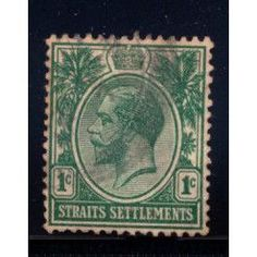 Malaya - Straits Settlements 1912 SG 193 Wmk Mult Crown CA Used Stamp Listing in the Malaya (Straits Settlements),Malaya & Malaysia & S. Setts.,Commonwealth & British Colonial,Stamps Category on eBid United Kingdom | 144353119