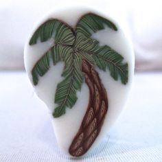 Tutorial  Polymer Clay Palm Tree Cane by rengalsa on Etsy, $9.00