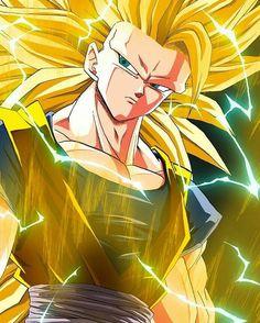 Goku SSJ3.