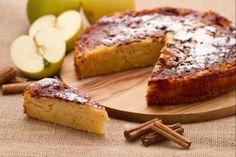 Torta rustica di mele....fatta!