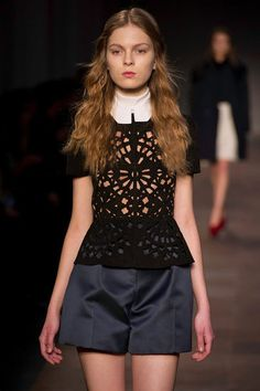 Carven Fall 2012.