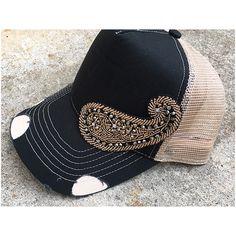 Custom Made Hats, Etsy, Fashion, Caps Hats, Manualidades, Moda, Fashion Styles, Fashion Illustrations