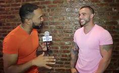 La Entrevista A Miguel Pimentel El Oficial Dominicano Sexy De Las Redes Sociales #Video