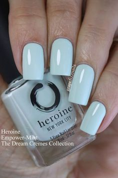 Heroine, The Dream Cremes Collection | grape fizz nails | Bloglovin'