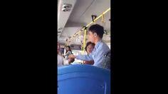Khẩu chiến kinh hoàng trên xe buýt , già cả rồi chẳng chịu nhường nhịn nhau gì cả .... Cho nhau ăn đủ thứ trên đời cao hương mĩ vị