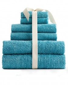 A properly folded towel has a neat, fluffy appearance and hidden edges.