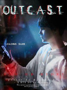 Outcast a bts Interactive au Written by @flirtaus Poster @gaynoods