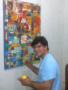 RAUL JOSE SALAS TORRES - GALERÍA DE ARTISTAS, LA MAYOR COMUNIDAD DE ARTISTAS PLASTICOS DEL MUNDO