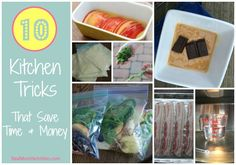 10 Kitchen Tricks That Save Time & Money -- from Real Mom Nutrition