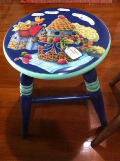 decopauged items | My decoupage products