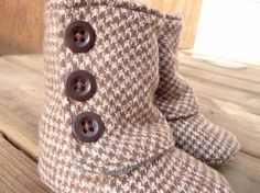 baby boot sew by frontierma