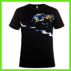2017 Valentino Rossi VR46 Life Style Moto GP Banking Vale T-shirt