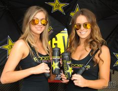 rockstar energy drink girls - Google Search