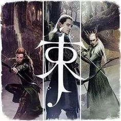 Lord of the Rings / The Hobbit