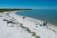 MustDo.com | Lovers Key State Park Fort Myers Beach, Florida. Lovers Key has a stunning two–mile long sandy beach which was listed by the Travel Channel in the Top 10 Florida beaches.
