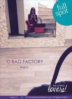 The O BAG Lovers!   www.Obag.com.co