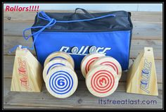 Rollors Review/Giveaway
