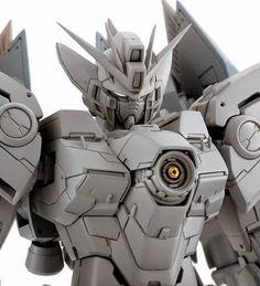 MG 1/100 Wing Gundam Proto Zero - Customized Build     Modeled by matmat