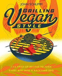 Grilling Vegan Style Cookbook ~ Ends 6/20/12